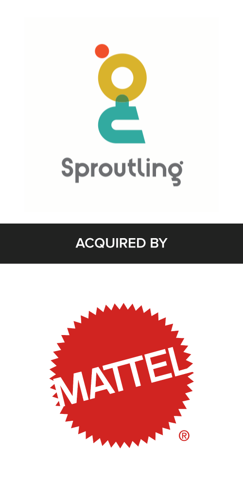 Sproutling Acquired By Mattel